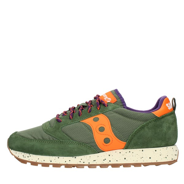 Saucony SNEAKERS Green