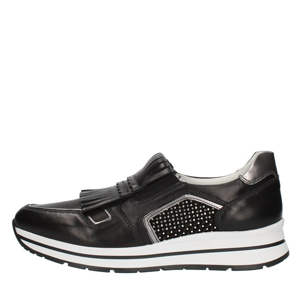 Nero Giardini SLIP ON Black