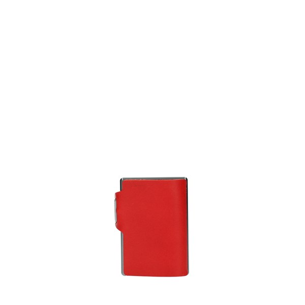 MONDRAGHI WALLETS Red