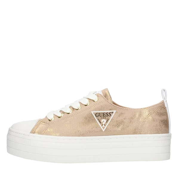 Guess SNEAKERS Gold