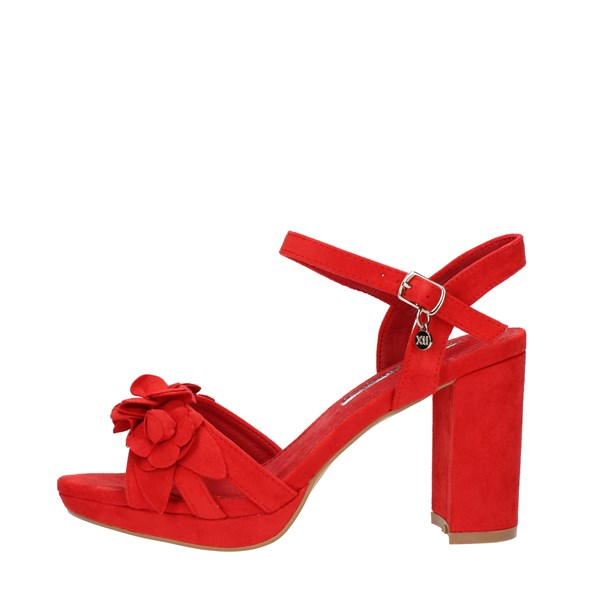 Xti Tentations SANDALS WITH HEEL Red