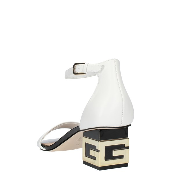 Guess With heel White