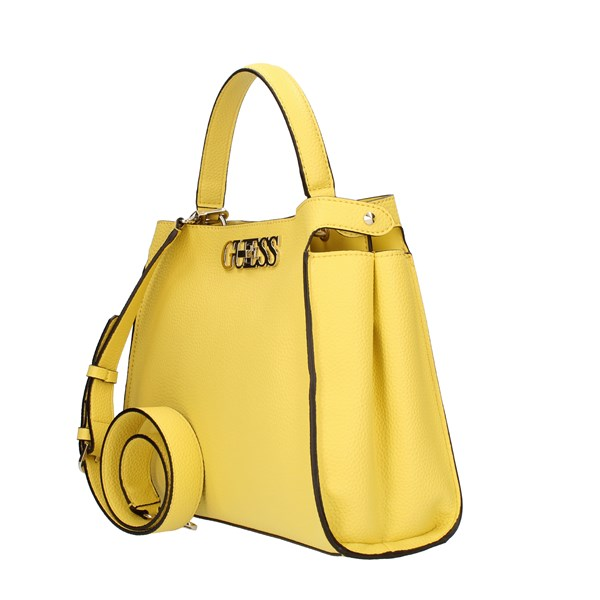 Guess Handbags Yellow