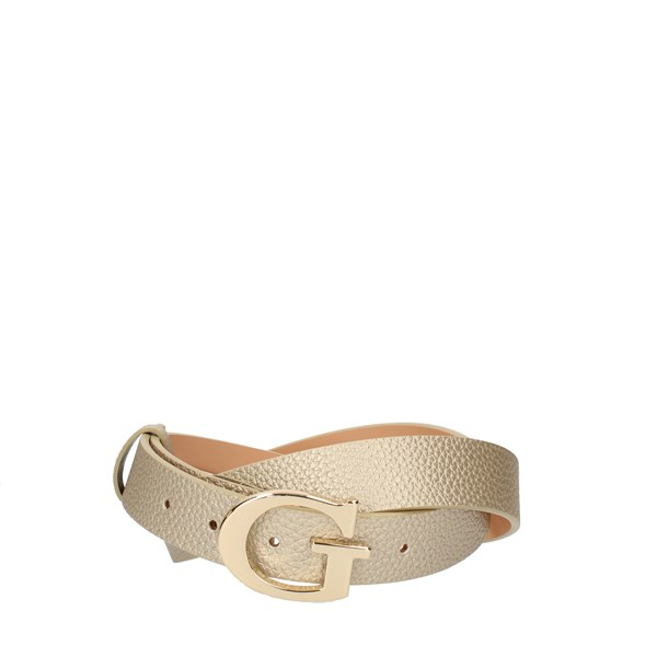 Guess Belts Gold