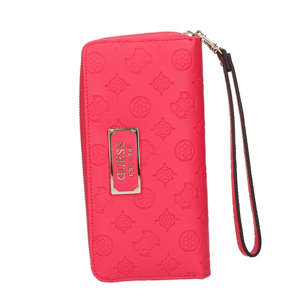 Guess Wallets Fuxia