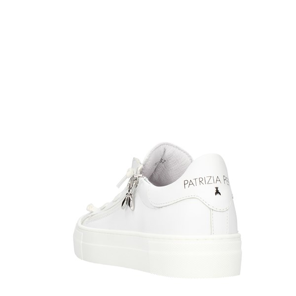 Patrizia Pepe Slip on White