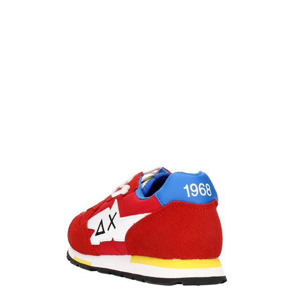 Sun68 Slip on Red