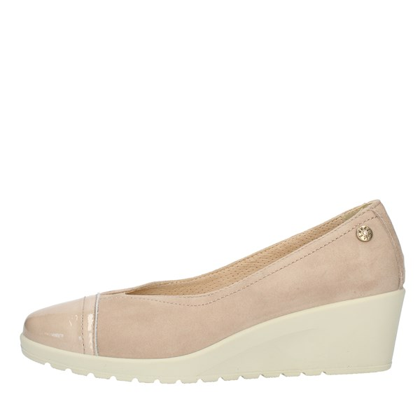 Enval Soft Loafers Beige