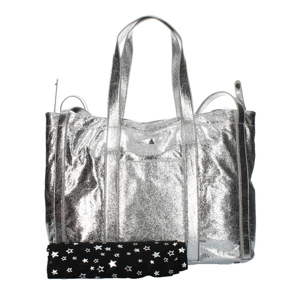 Pash Bag Shoulder bag Silver