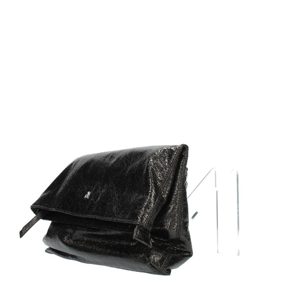 Pash Bag Clutch Black