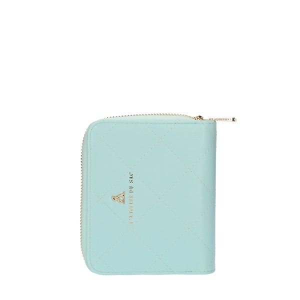 Pash Bag Wallets Light blue