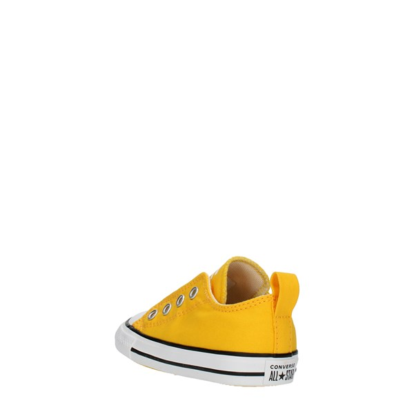 Converse Slip on Yellow
