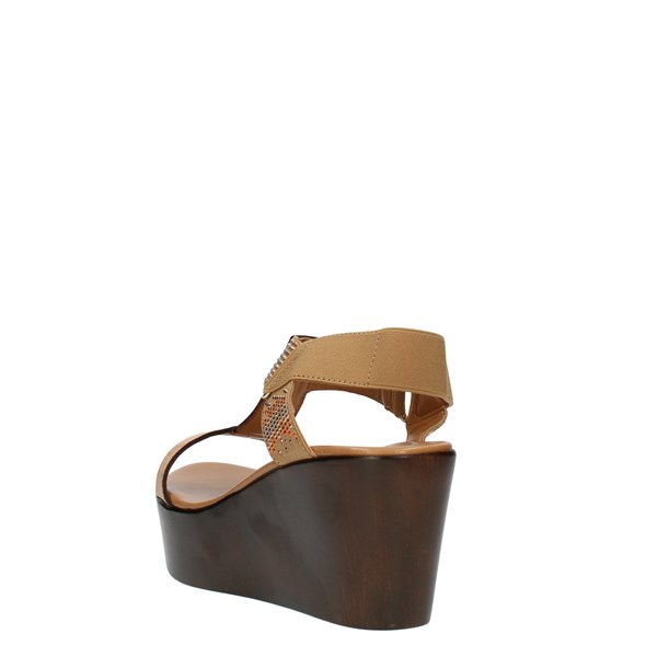 Alviero Martini Prima Classe  With wedge multicolored