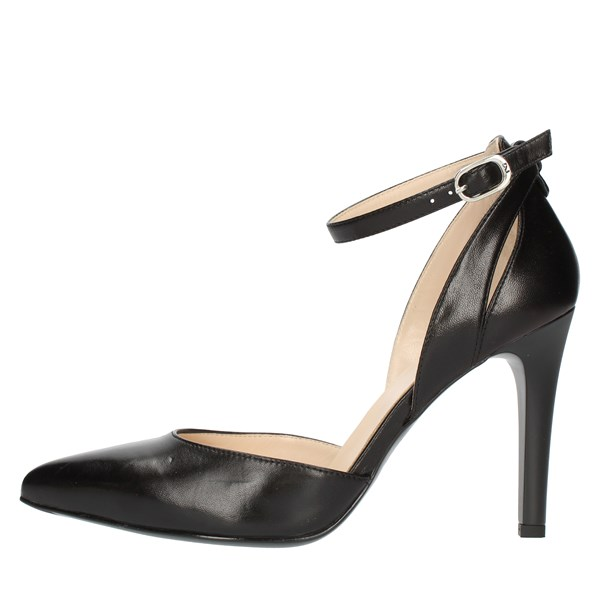 Nero Giardini Heeled Shoes decolletè E011073DE Black