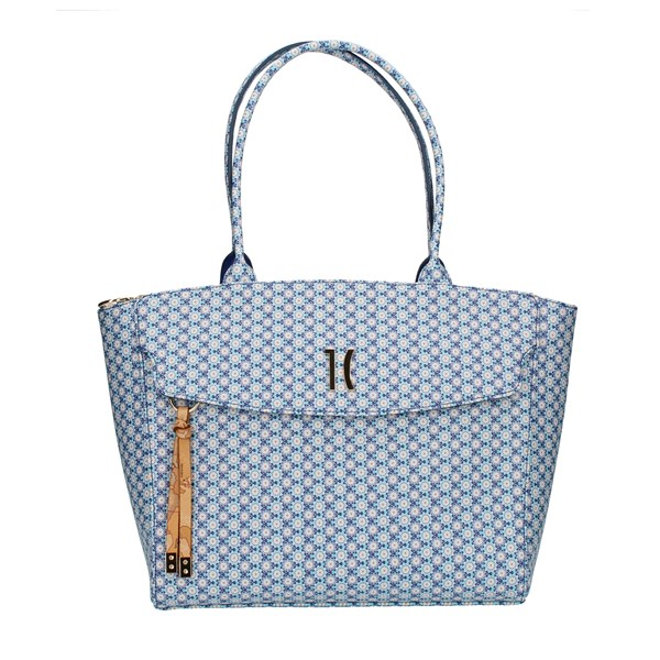 Alviero Martini Prima Classe Shoulder bag Light blue