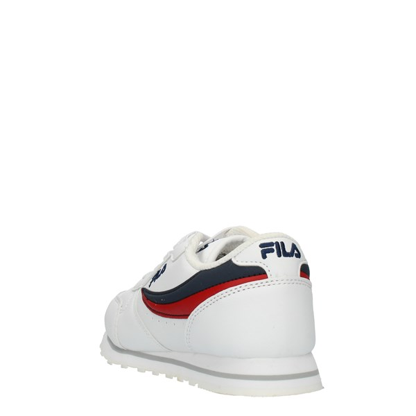 Fila Slip on White