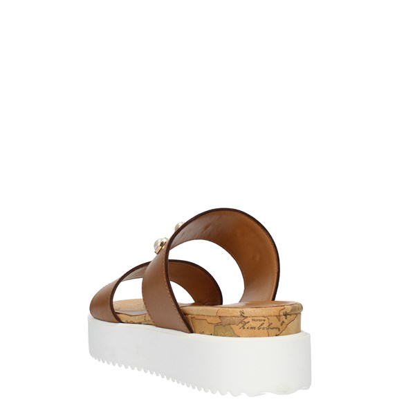Alviero Martini Prima Classe Sandals Leather