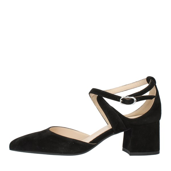 Nero Giardini Heeled Shoes decolletè E012023DE Black