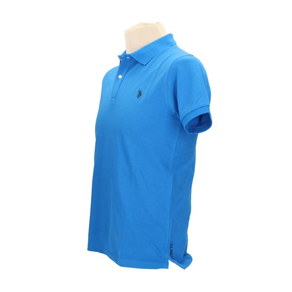 U.S. POLO ASSN. Polo shirt Light blue