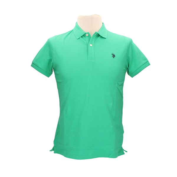 U.S. POLO ASSN. Polo shirt Green