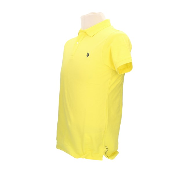 U.S. POLO ASSN. Polo shirt Yellow