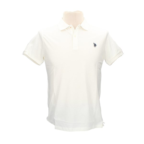 U.S. POLO ASSN. Polo shirt White