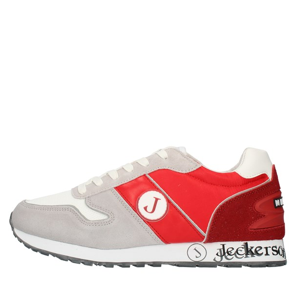 Jeckerson SNEAKERS Red