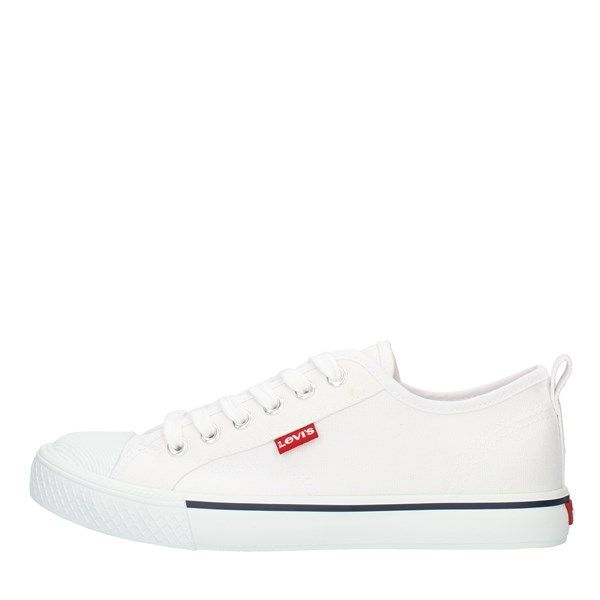 LEVI'S SNEAKERS White