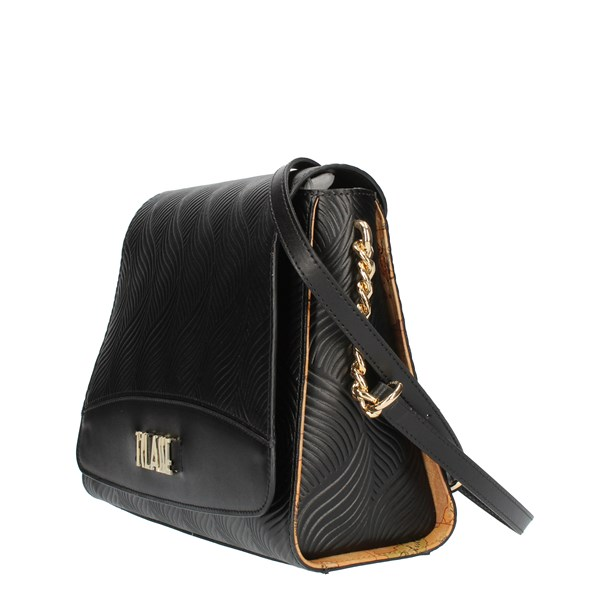 Alviero Martini Prima Classe Shoulder Bags Black