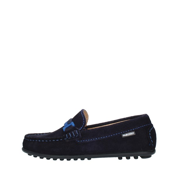 Pablosky Loafers Blue