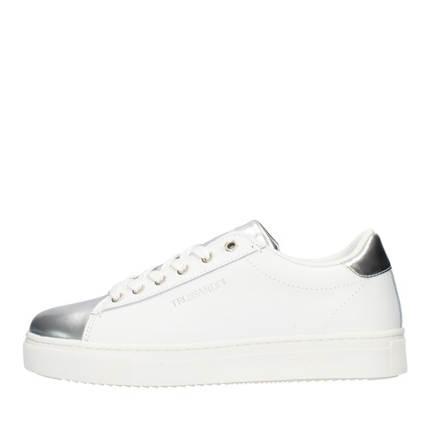 Trussardi Jeans SNEAKERS White