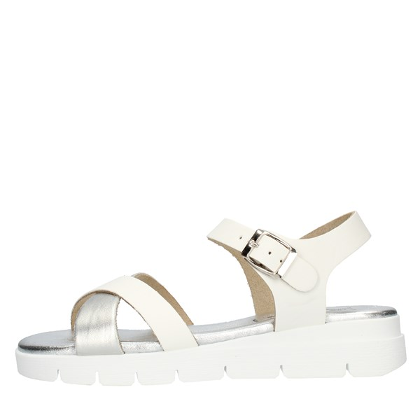 Clia Walk SANDALS White
