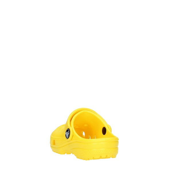 Crocs Low Yellow