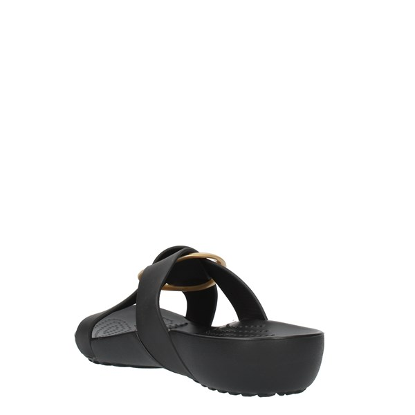 Crocs Low Black
