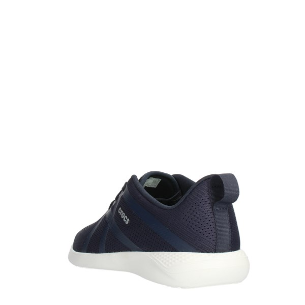 Crocs  low Blue