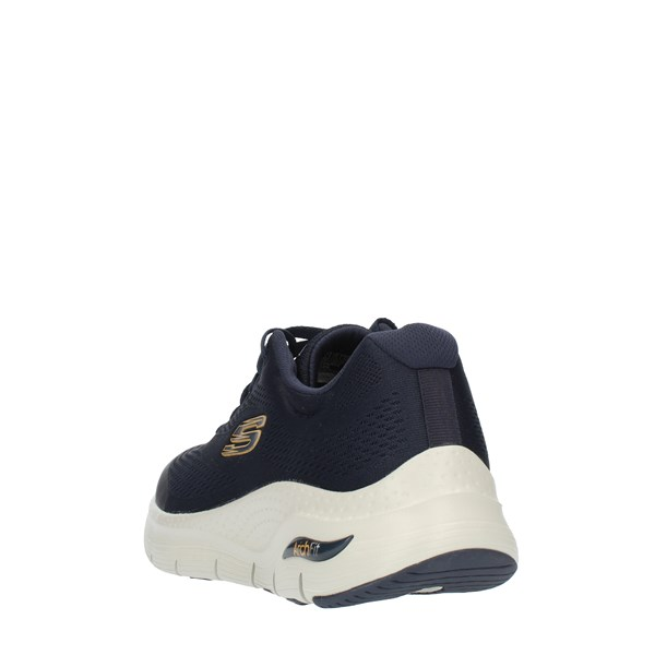 Skechers  high Blue