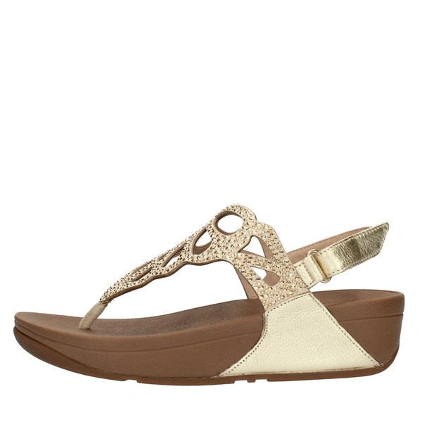 Fitflop Flops Gold