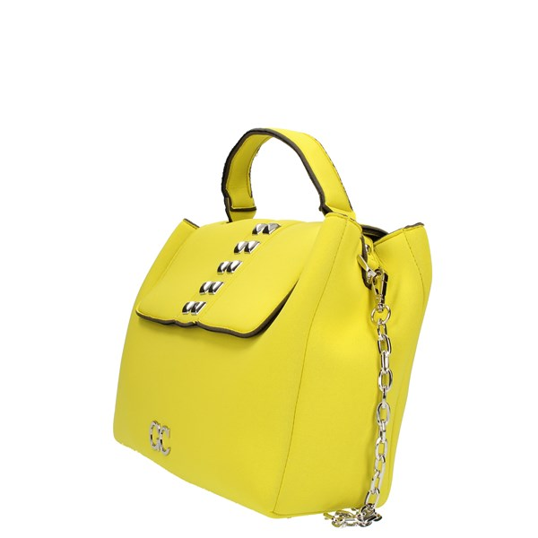 GIO CELLINI Milano Hand Bags Yellow