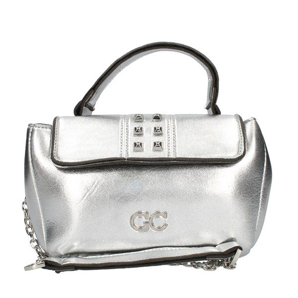 GIO CELLINI Milano Shoulder straps & Messenger Silver