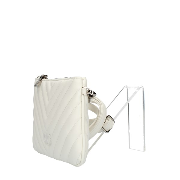 GIO CELLINI Milano Shoulder straps & Messenger White