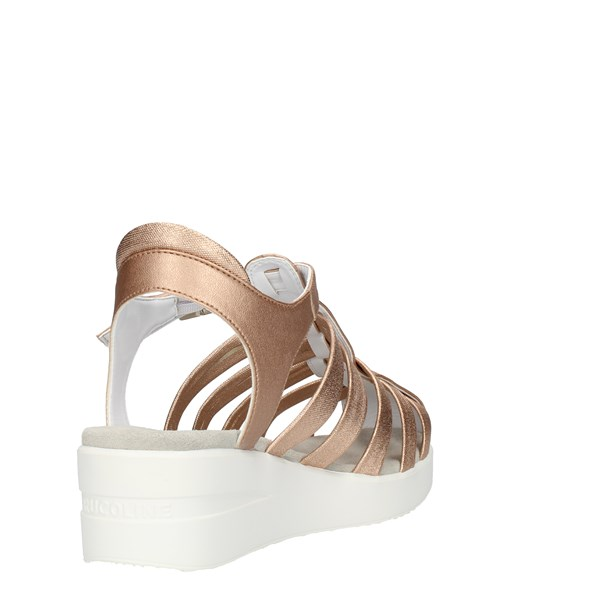 Agile by Rucoline Sandals  With wedge Women 210ASATSLIDE 2