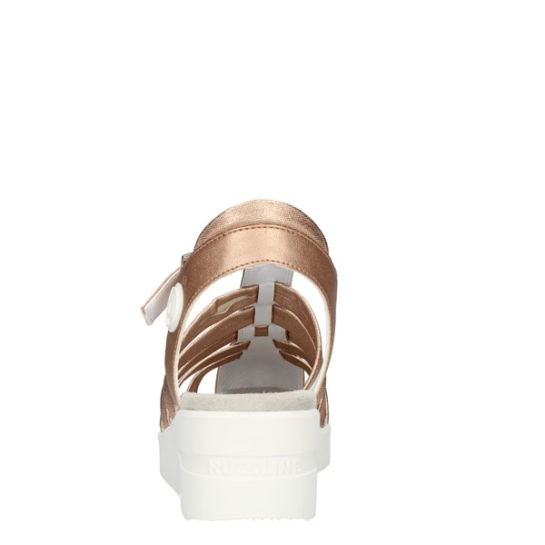 Agile by Rucoline Sandals  With wedge Women 210ASATSLIDE 4
