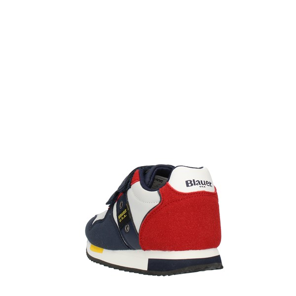 Blauer  low multicolored