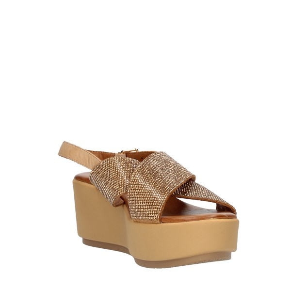 Inuovo Sandals  With wedge Women 123036 3