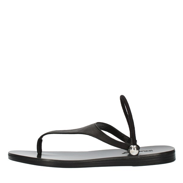 Inuovo Flops Black