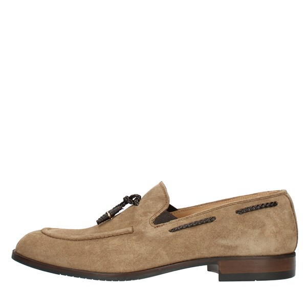 Exton Low shoes Loafers 1111 Beige