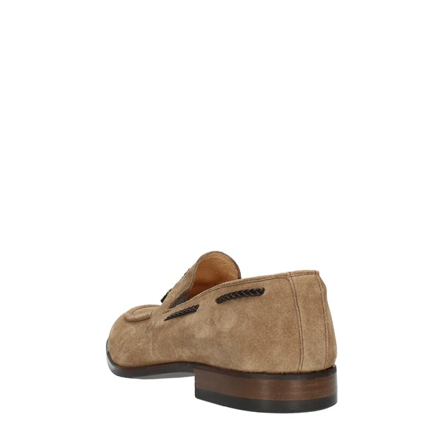Exton Loafers Beige