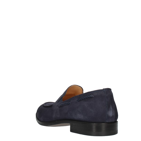 Exton Loafers Blue
