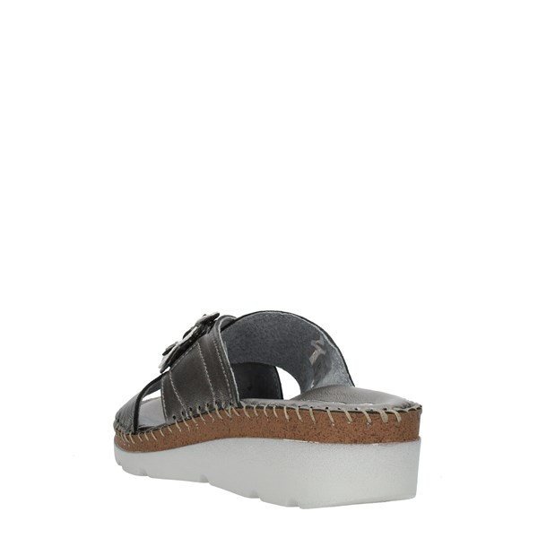 Clia Walk Ciabatta Grey