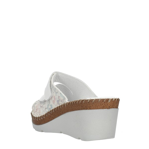 Clia Walk Low shoes Ciabatta Women SAFARI58 1
